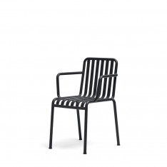 HAY PALISSADE ARMCHAIR - ANTHRACITE