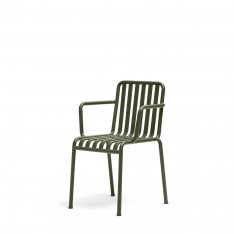 HAY PALISSADE ARMCHAIR - OLIVE GREEN