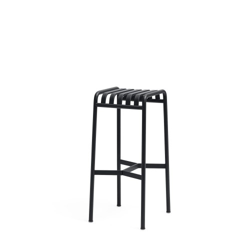 PALISSADE BAR STOOL - ANTHRACITE