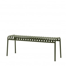 HAY PALISSADE BENCH - OLIVE GREEN