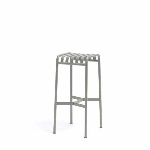 PALISSADE BAR STOOL - SKY GREY