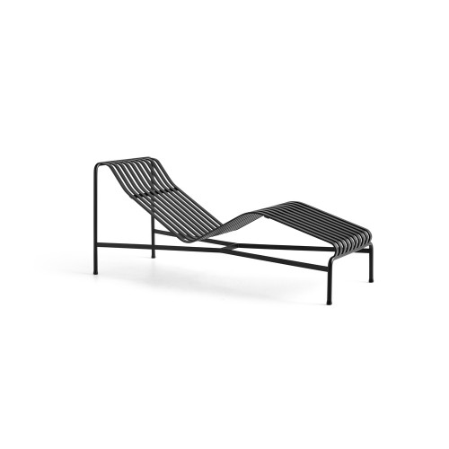 PALISSADE CHAISE LONGUE - ANTHRACITE
