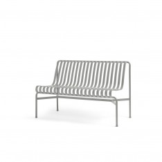 HAY PALISSADE DINING BENCH W/O ARMREST - GRIS CLAIR