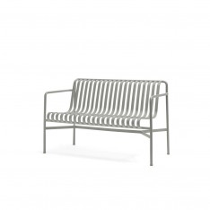 HAY PALISSADE DINING BENCH - SKY GREY