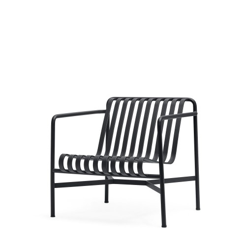 PALISSADE LOW LOUNGE CHAIR - ANTRACIET