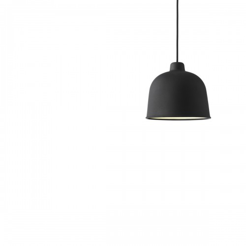 GRAIN PENDANT - BLACK