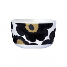 OIVA/UNIKKO BOWL 2,5DL BLACK
