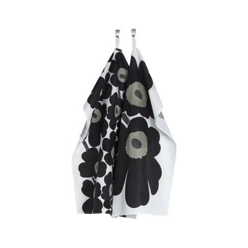 UNIKKO TEA TOWEL SET BLACK
