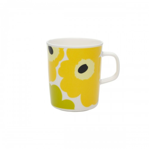 OIVA/UNIKKO MUG 2.5DL YELLOW
