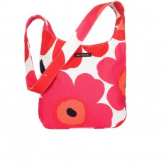 CLOVER SHOULDER BAG - UNIKKO RED