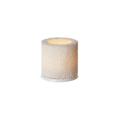 FIRE CANDLE HOLDER 9 CM