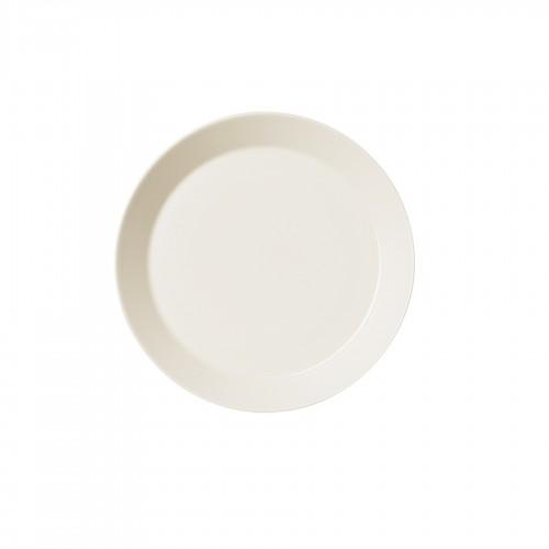 TEEMA PLATE 17CM WHITE