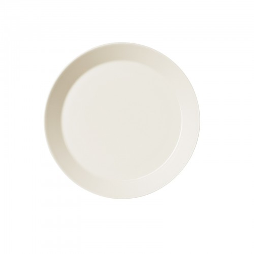 TEEMA PLATE 21CM WHITE