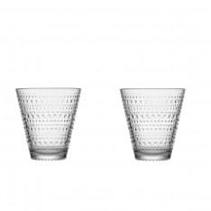 IITTALA KASTEHELMI GLAS 30CL- 2 stuks