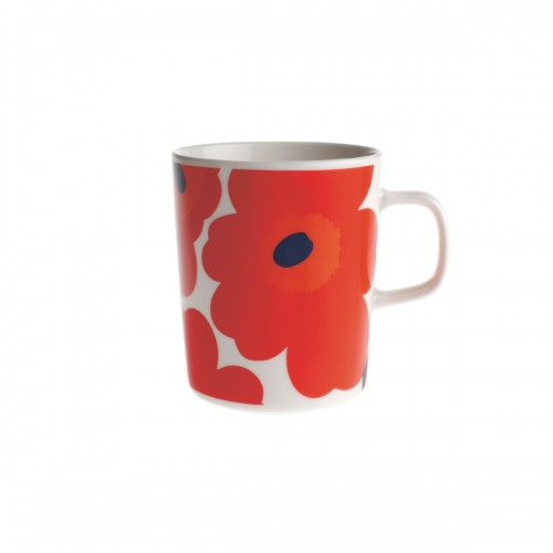 OIVA/UNIKKO MUG 2.5DL RED