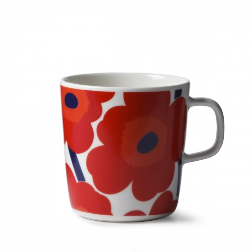 OIVA/UNIKKO MUG 4DL RED