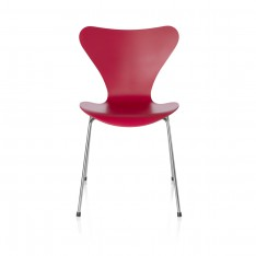 FRITZ HANSEN SERIES 7 CHAIR LACQUERED