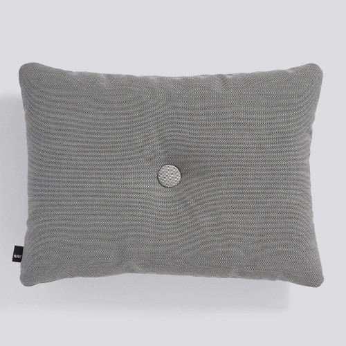 DOT CUSHION ST  1DOT DARK GREY