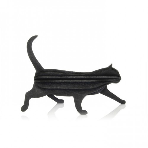 LOVI CAT 12CM BLACK