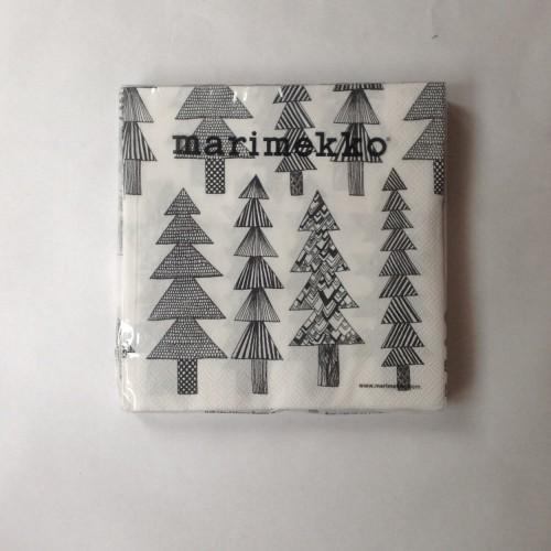 MARIMEKKO PAPER NAPKIN - LARGE - KUUSIKOSSA