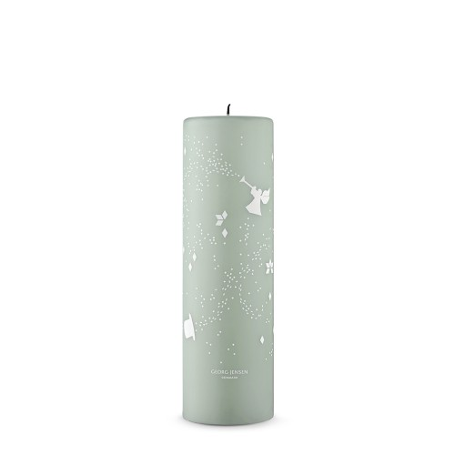 DECEMBER TALES CHRISTMAS CANDLE 20CM