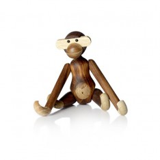 KAY BOJESEN WOODEN MONKEY MEDIUM