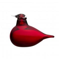 BIRD BY TOIKKA KLEINE STERN 75X110MM ROOD