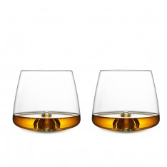 WHISKEY GLASS 2PCS