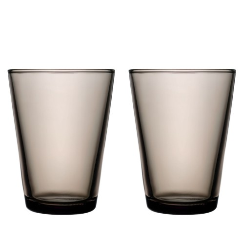 KARTIO GLASS 40CL -2PCS