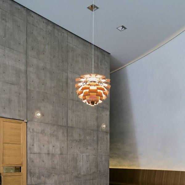 Louis poulsen ph artichoke pendant 60cm copper aloadofball Choice Image