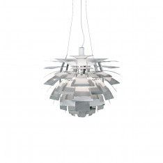 PH ARTICHOKE SUSPENSION Ø 60CM ACIER INOX POLI