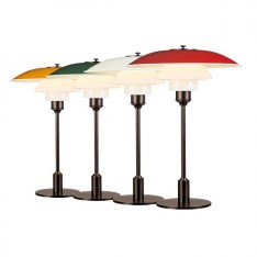 PH 3 ½ -2 ½ LAMPE DE TABLE