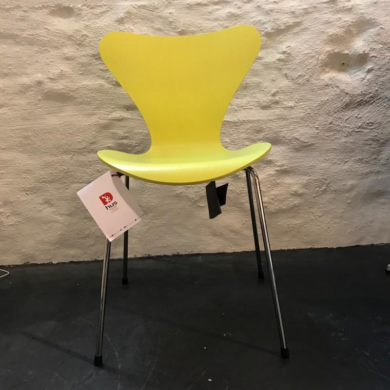 fritz hansen serie 7 chaise arne jacobsen - Chaise Serie 7