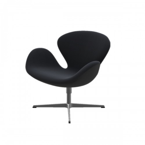 SWAN CHAIR FABRIC TONUS 128