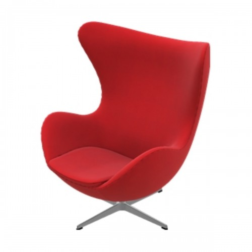 EGG CHAIR STOF DIVINA 623