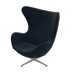 EGG CHAIR FABRIC HALLINGDAL 190