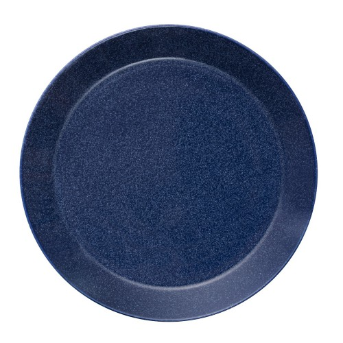 TEEMA PLATE 26CM DOTTED BLUE