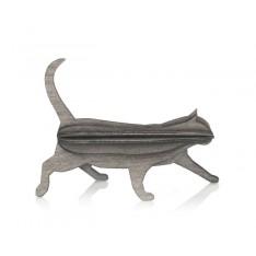 LOVI CAT 12CM GREY