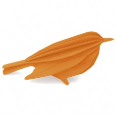 LOVI BIRD 16CM ORANGE