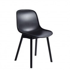 HAY NEU 13 CHAIR MONOCHROME BLACK