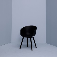 HAY AAC 23 CHAIR LEATHER