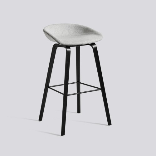 AAS 33 BAR STOOL FABRIC DIVINA MELANGE 120
