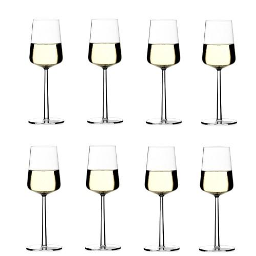ESSENCE WHITE WINE GLASS - 8PCS