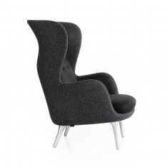 RO CHAIR JH1 DESIGNER SELECTION BLACK