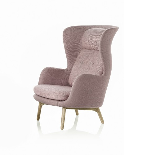 RO CHAIR JH2 DESIGNER SELECTION LIGHT PINK