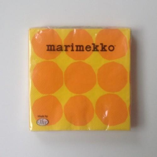 MARIMEKKO PAPER NAPKIN - LARGE - KIVET