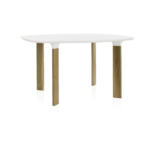 ANALOG TABLE - PLATEAU BLANC