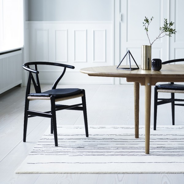 carl hansen søn cushion for ch24 wishbone chair