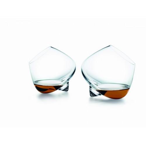 COGNAC GLAS 2 STUKS