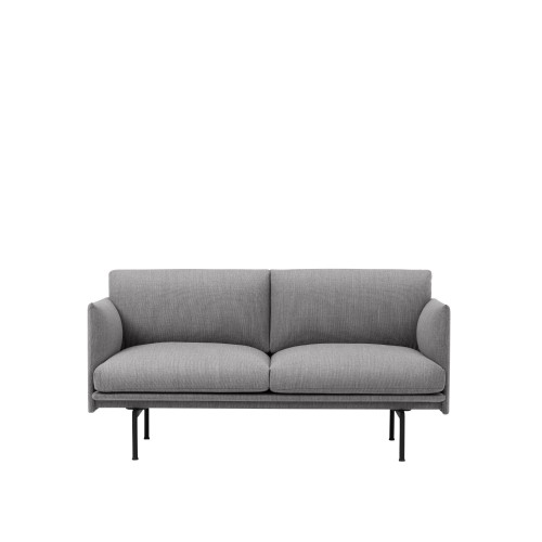 OUTLINE STUDIO SOFA 2-SEATER - FABRIC